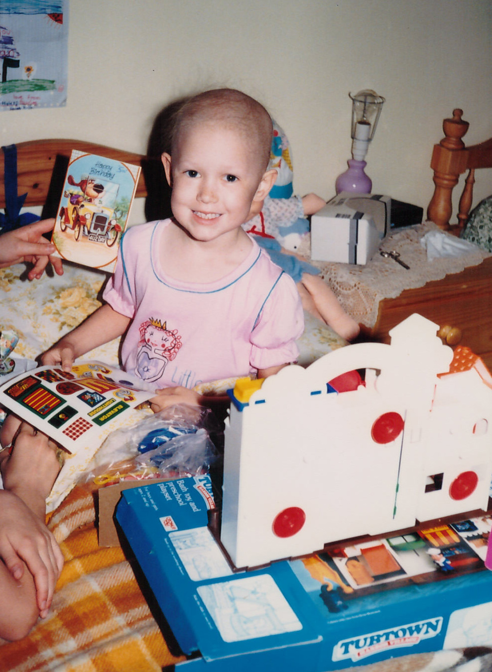 An Introduction – Why write about surviving childhood cancer?